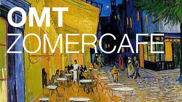 Mijn eerste podcast: het OMT-zomercafé